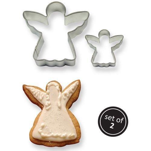 PME Cookie Cutters -Set of 2 -ANGELS -Κουπάτ Αγγελάκια 2 τεμ
