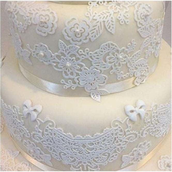 Claire Bowman Cake Lace Mat -SWEET LACE -Πατάκι Δαντέλας