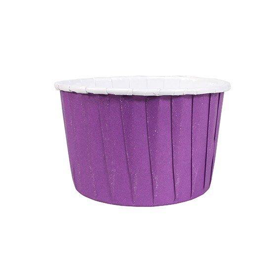 Culpitt Cupcake Baking Cups -PURPLE -Κυπελάκια Ψησίματος Μωβ 24 τεμ