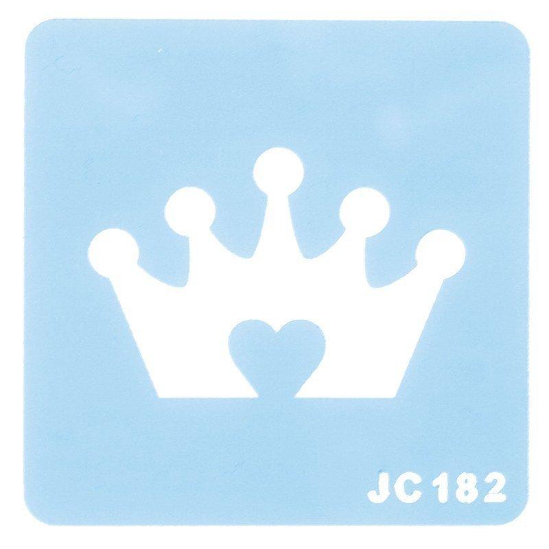 SALE!!! Culpitt - Stencil Crown - Στένσιλ Κορώνα - 65χιλ