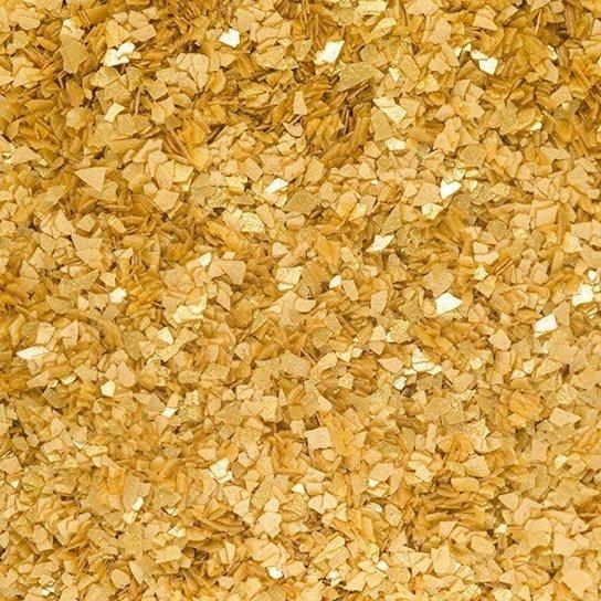 Rainbow Dust - Edible Glitter Gold - Βρώσιμο Γκλίτερ Χρυσό - 5γρ