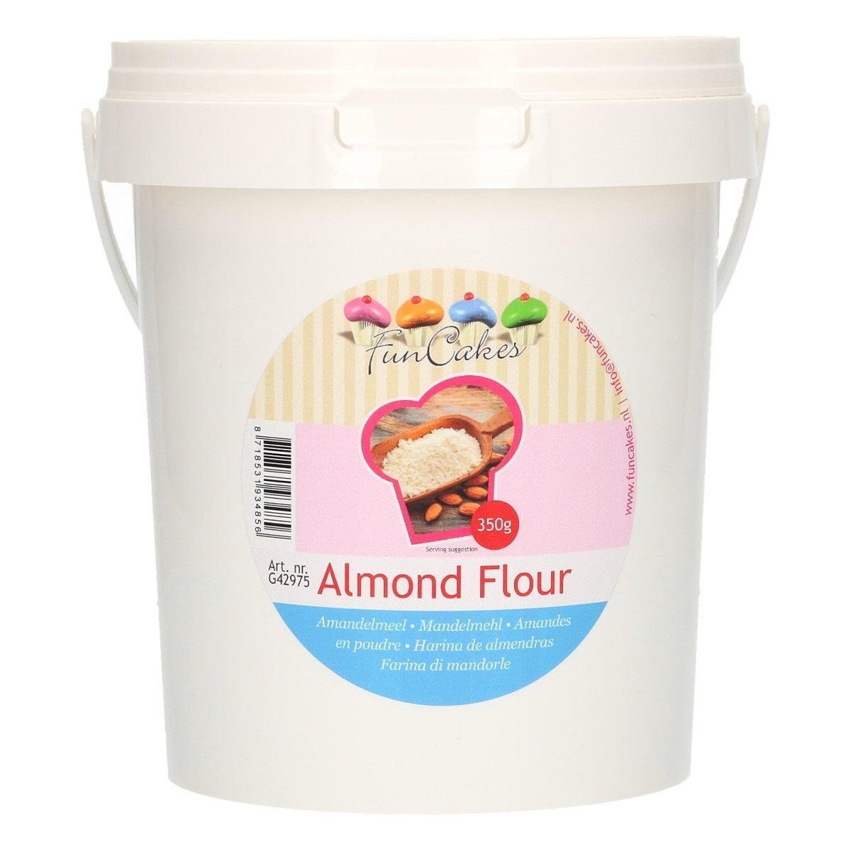 SALE!!! FunCakes Almond Flour -Αλεύρι Αμυγδάλου 350γρ ΑΝΑΛΩΣΗ ΚΑΤΑ ΠΡΟΤΙΜΗΣΗ 31/08/2019