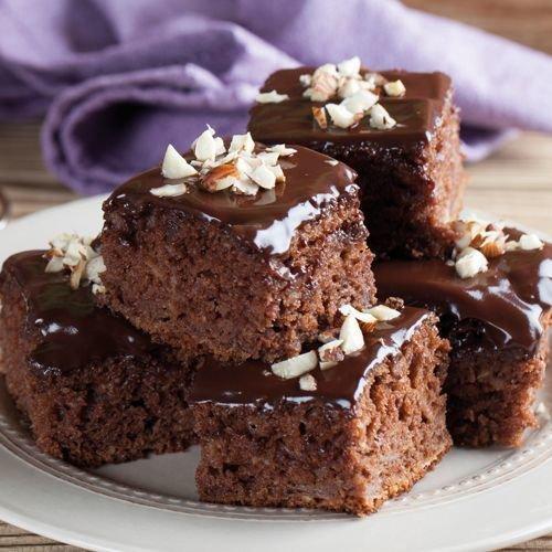 FunCakes Gluten Free Mix -BROWNIES -Μείγμα για Μπράουνις Χωρίς Γλουτένη 500γρ