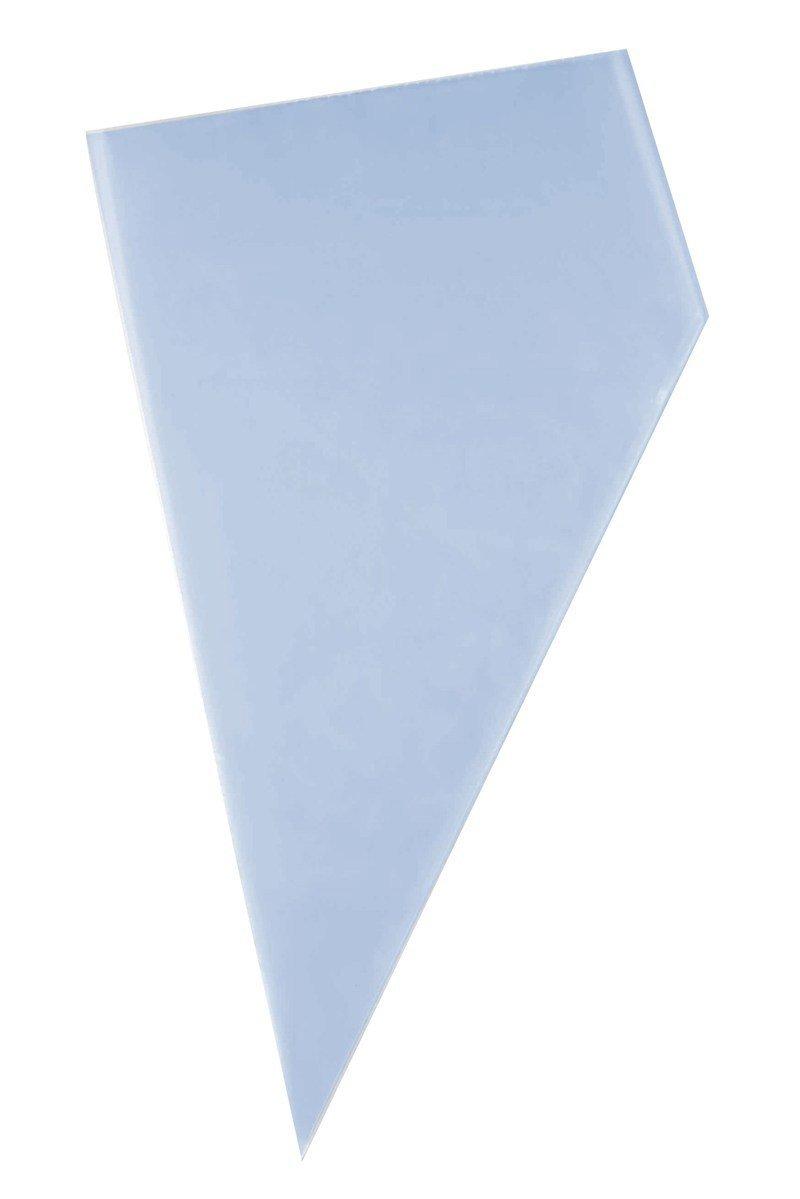 "Disposable Piping Bag 30cm (12"") Blue - Αναλώσιμη Σακούλα Κορνέ - Μπλε - 30εκ"
