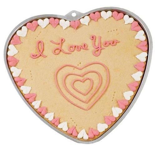 SALE!!! Wilton Baking Pan -Giant Heart Cookie -Ταψί Καρδιά Γίγας