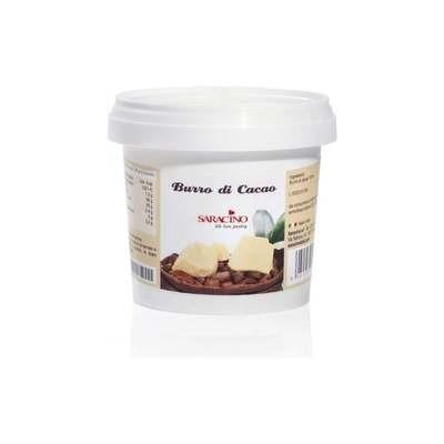 Saracino - Cocoa Butter - Βούτυρο Κακάο - 200γρ