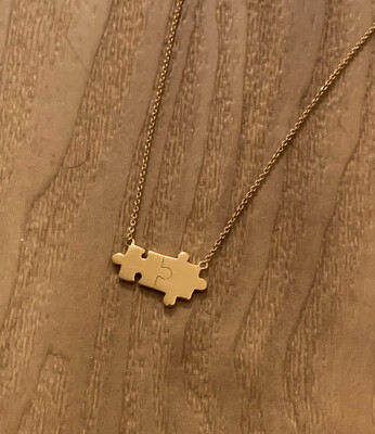 Perfect Puzzle Fit Necklace
