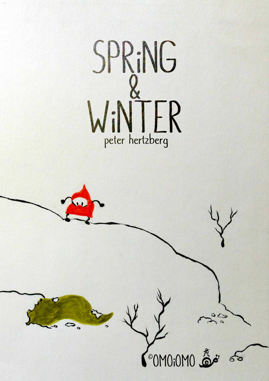 Spring & Winter - Picture Book PDF (ENG / SWE)