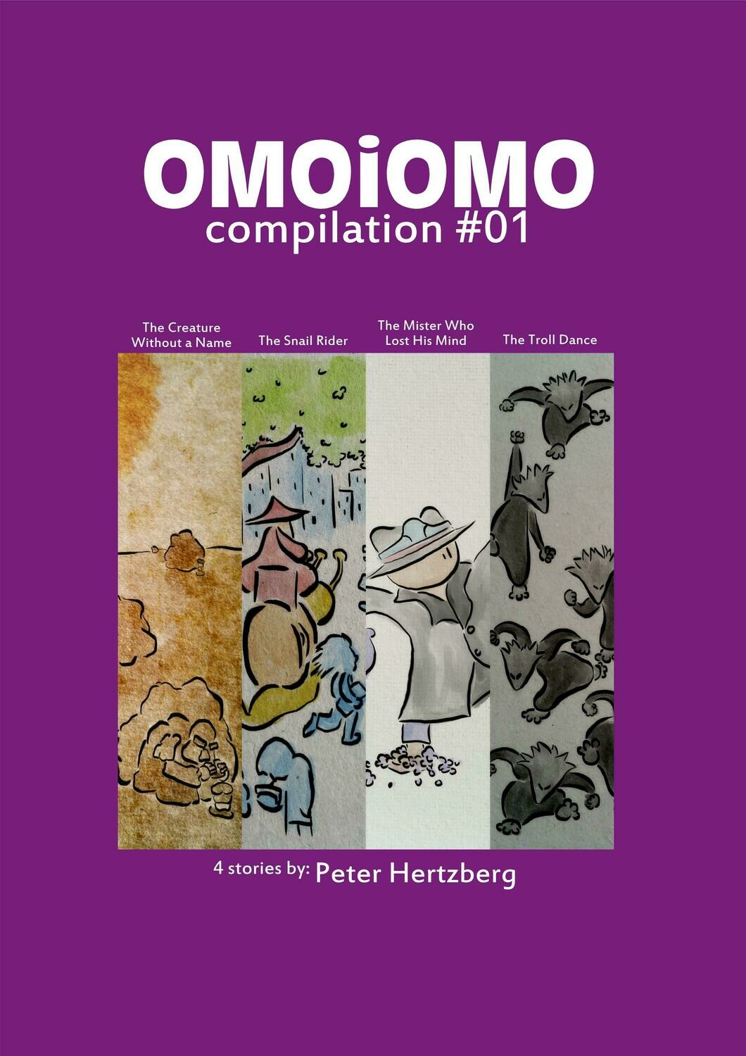 OMOiOMO Compilation 1 - Picture Book Collection PDF (ENG / SWE)