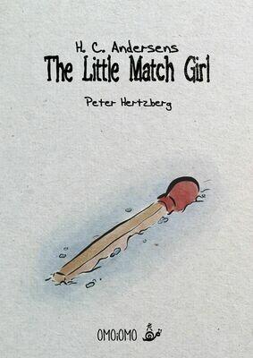 The Little Match Girl - Text-free Comic PDF (ENG/SWE/ESP/FiN)
