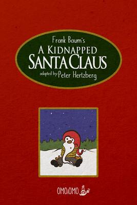 A Kidnapped Santa Claus - Comic Book PDF (ENG/SWE)