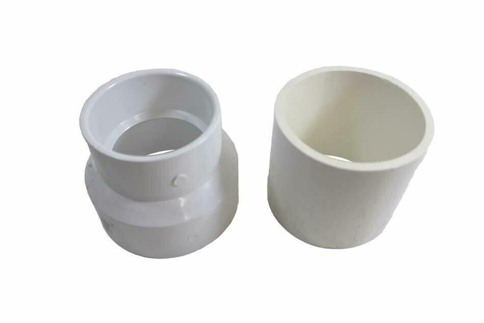 "3x4"" PVC Pipe Reducer"