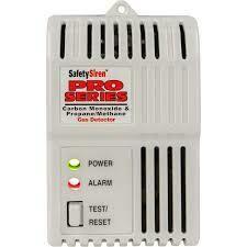 Safety Siren 3 in 1 Gas Detector
