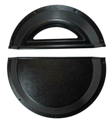 ABS 2-Part Dome Sump Cover