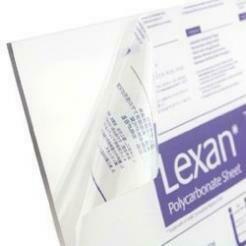 Lexan Sump Cover
