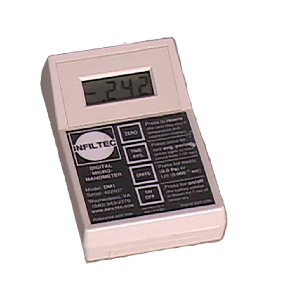 Infiltec Micro-manometer