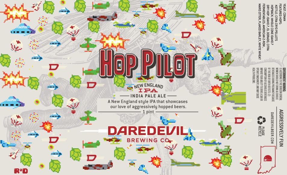 Hop Pilot NEIPA 4pk