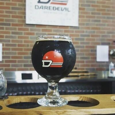 Daredevil Taster Glass