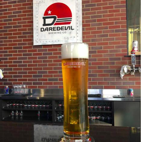 Daredevil Pilsner Glass
