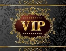 V.I.P. Платиновая карта постоянного клиента