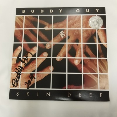 Skin Deep  Autographed LP