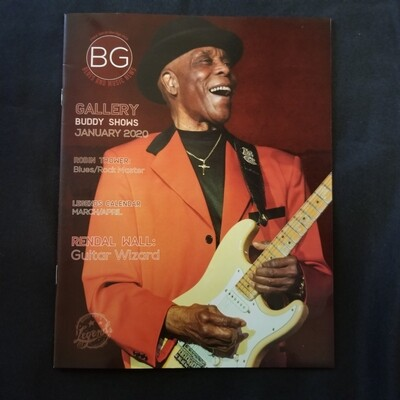 BG: Blues and Music News Magazine: March/April Issue