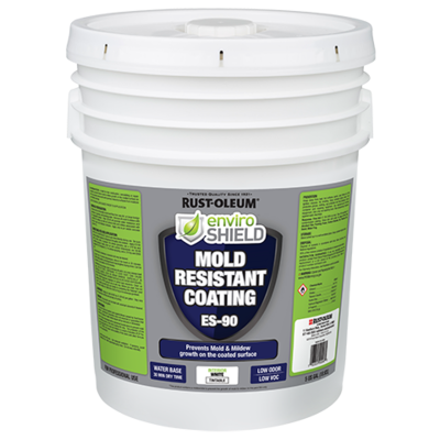 Enviroshield Mold Resistant Coating, White