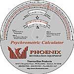 Phoenix Psychrometric Calculator, Cardboard