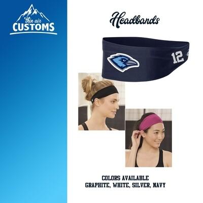 RRHS Lady Raven Headbands