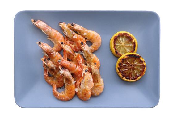 Beer Matching Shrimp