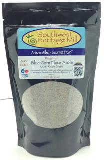 Blue Corn Flour (Atole)