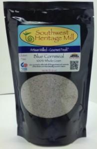 Blue Cornmeal