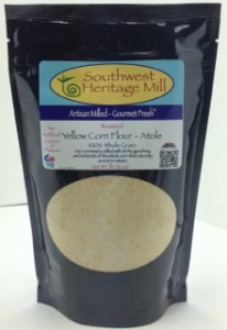 Yellow Corn Flour (Atole)
