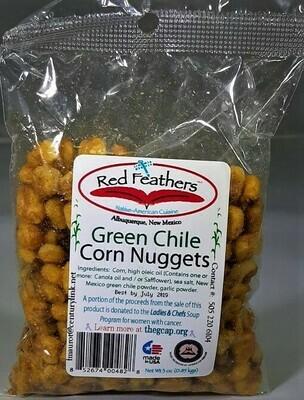 Corn Nuggets Green Chile