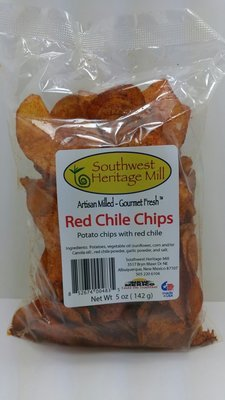 Red Chile Chips