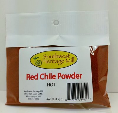 Red Chile Powder Hot