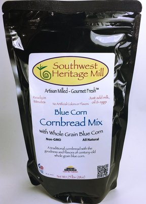 Blue Corn Cornbread Mix