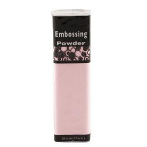 TOP BOSS CLEAR SNAP EMBOSSING POWDER BALLET PINK