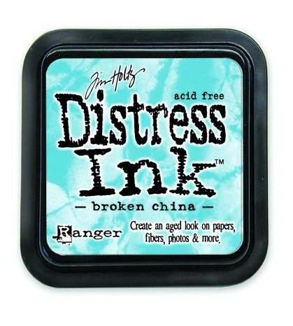 TIM HOLTZ DISTRESS INK PAD BROKEN CHINA
