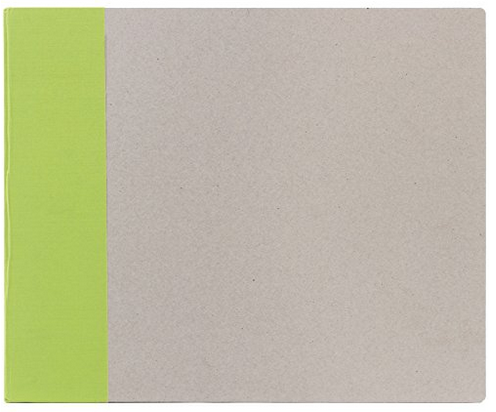 AMERICAN CRAFTS D RING MODERN SCRAPBOOK ALBUM LIME