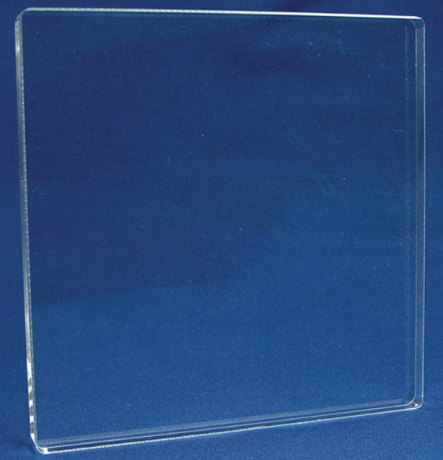"""TOOLS ACRYLIC BLOCK WITHOUT grid 6""""X6"""""""