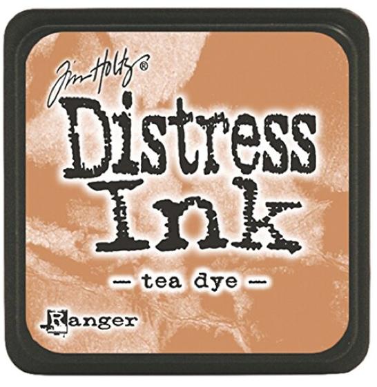 TH MINI DISTRESS INK TEA DYE