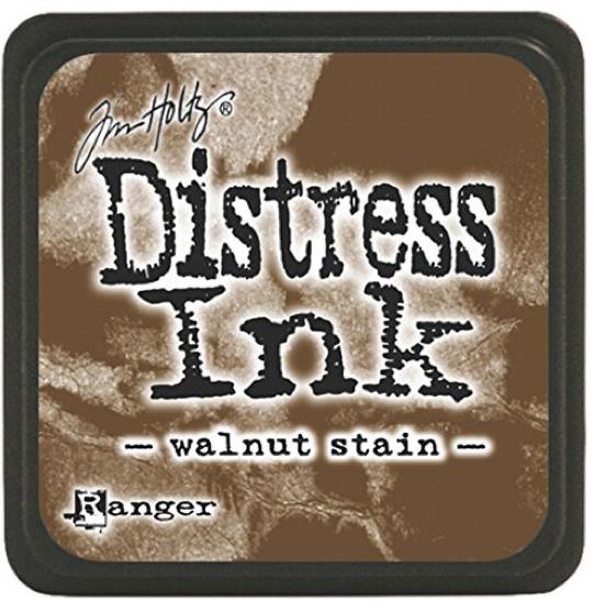 TH MINI DISTRESS INK WALNUT STAIN