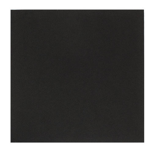 BAZZILL 12 x 12 SELF ADHESIVE FOAM SHEET BLACK