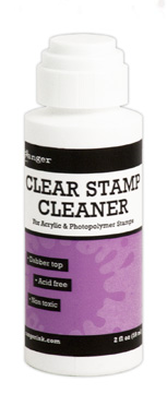RANGER CLEAR STAMP CLEANER
