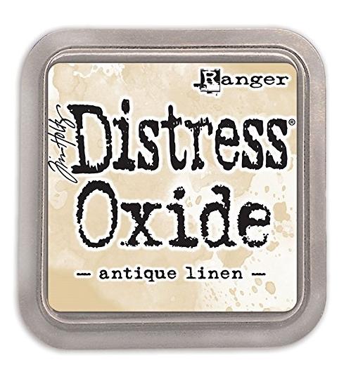 RANGER INK DISTRESS OXIDE ANTIQUE LINEN