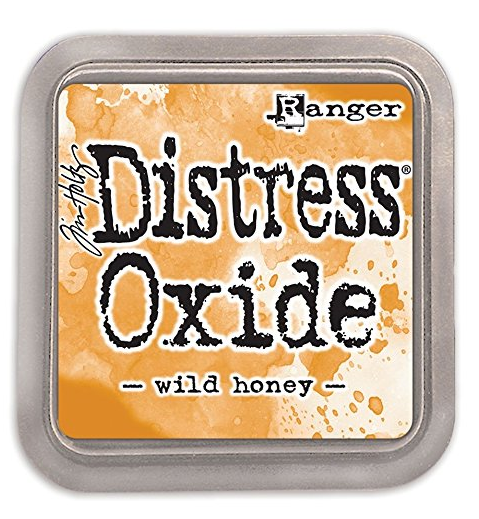 RANGER INK DISTRESS OXIDE WILD HONEY