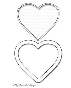 MFT DIE-NAMICS HEART SHAKER