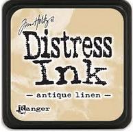 TH MINI DISTRESS INK ANTIQUE LINEN