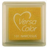 "VERSA COLOR NARCISSUS INK PAD  1""X1"""